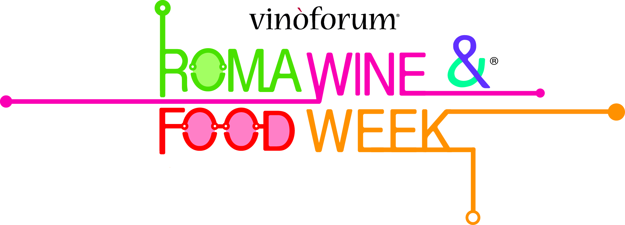 Vinòforum 2015 Roma Wine and Food Week dal 5 al 11 giugno